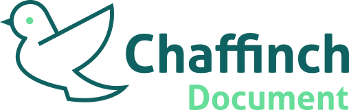 Chaffinch Document