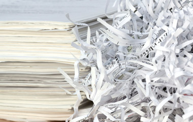 Why You Should Consider Using a Professional Shredding Company